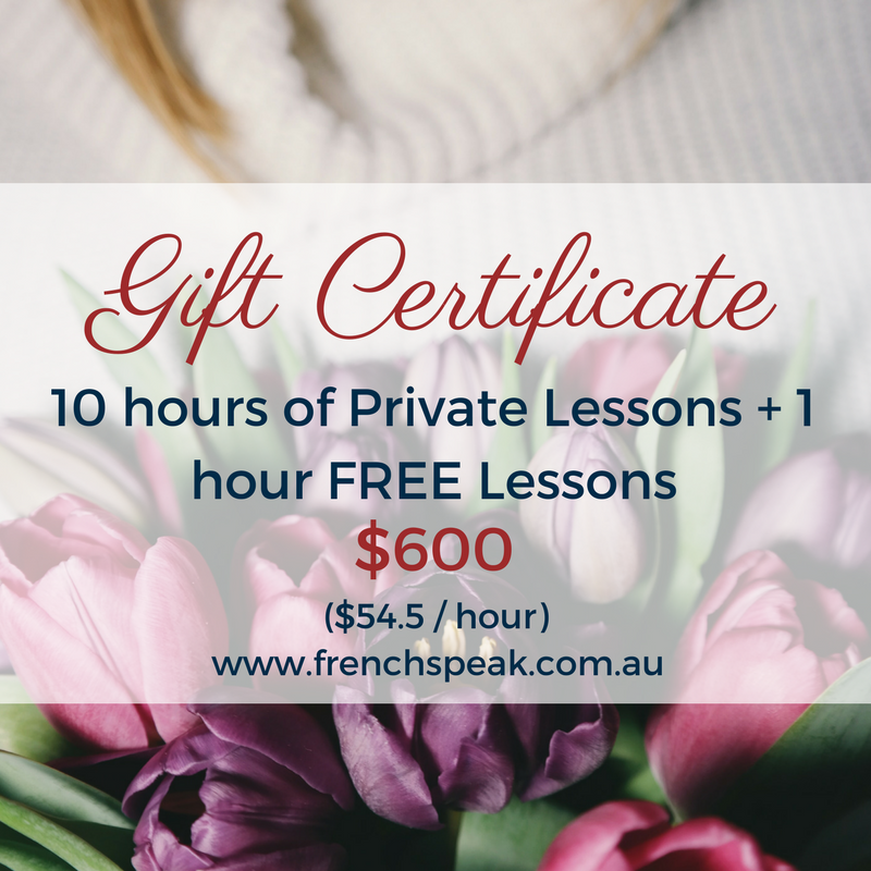 Gift Voucher - 10 Hours Private Lesson