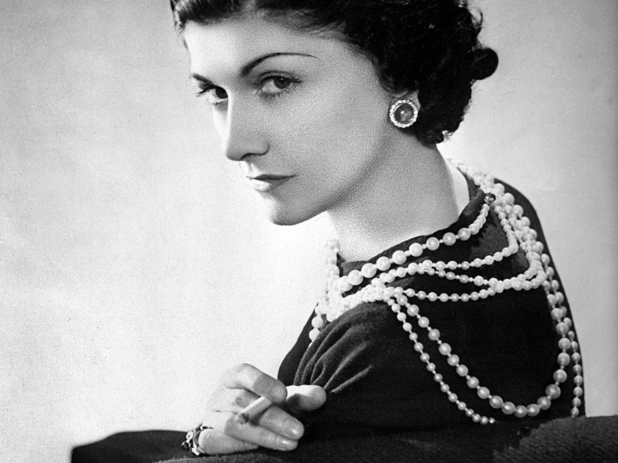 Famous Frogs: Coco Chanel