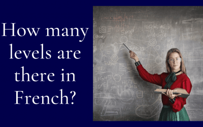 How Many Levels are There in the French Language?
