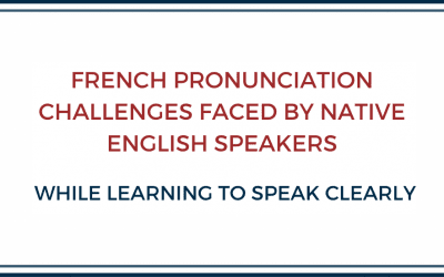 French Pronunciation Help for Native English Speakers with Voice Science expert