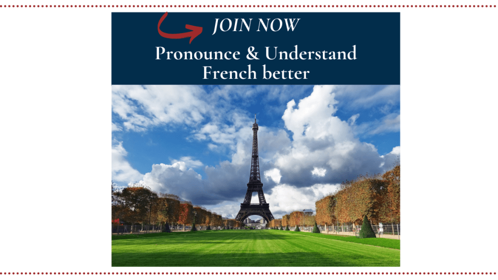 Pronounce and Understand French Better